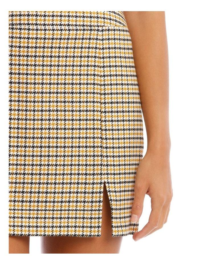 Mini Check Skirt image 4