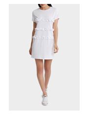 Miss Shop - Frill Tee Dress