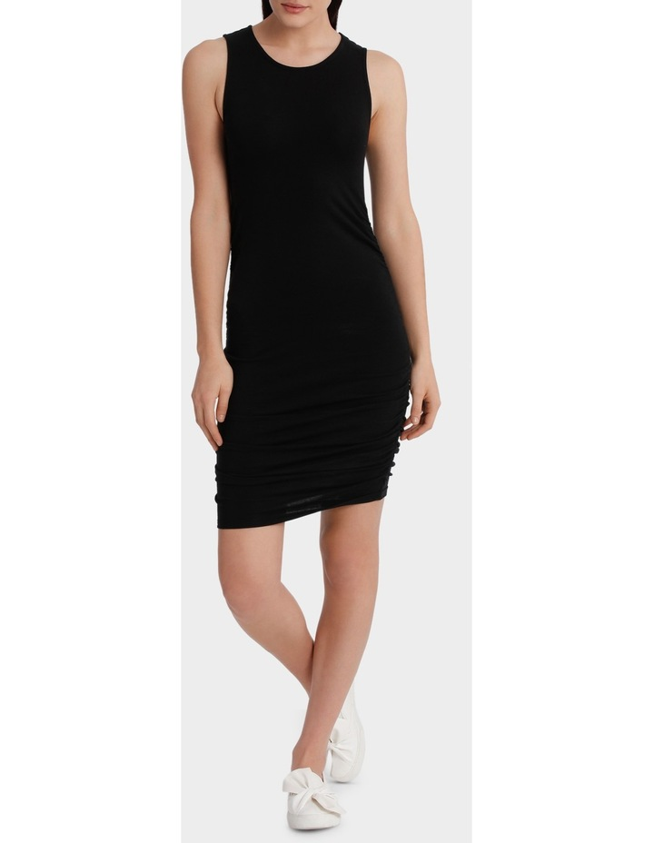 Muscle Tank Ruched Dress image 1