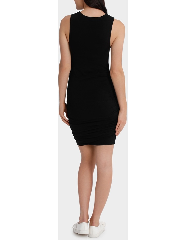 Muscle Tank Ruched Dress image 3