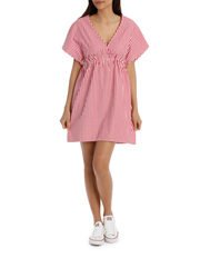 Miss Shop - Baby Doll Ruffle Dress