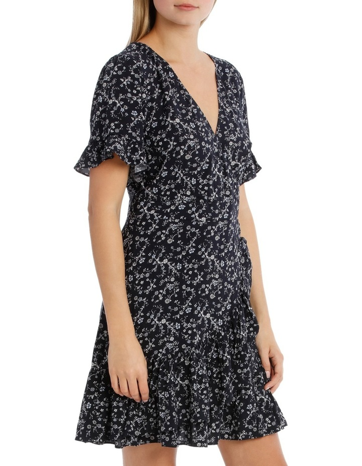 Pretty Wrap Dress image 2