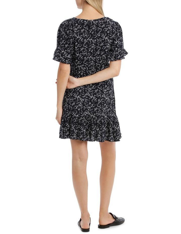 Pretty Wrap Dress image 3