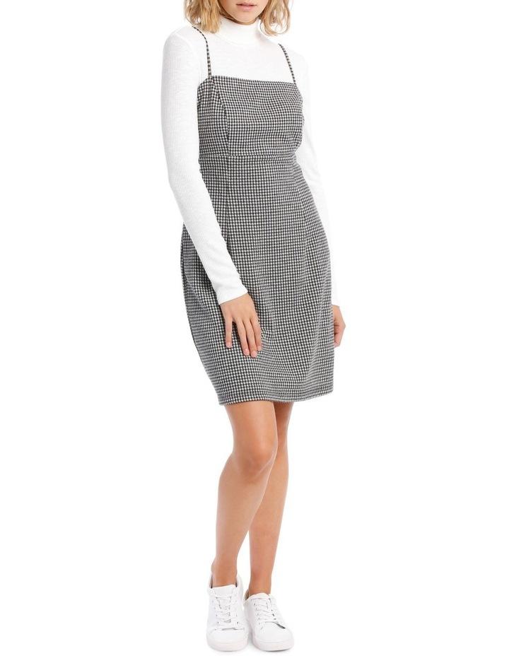 Check Pinafore Dress image 5