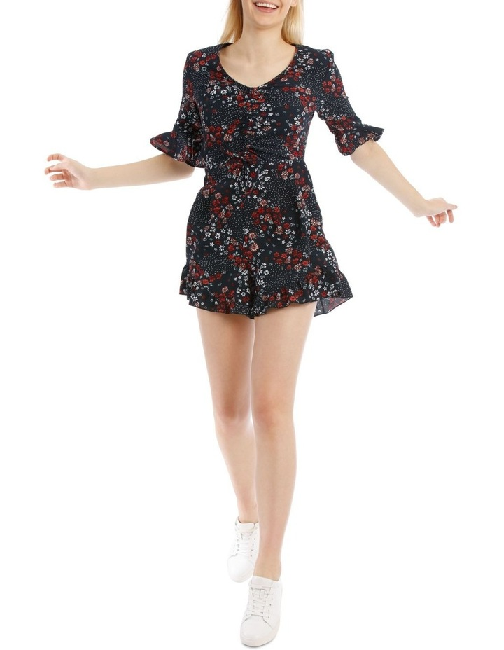 Ruched Playsuit image 1