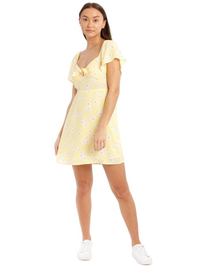 Ruffle Knot Front Dress image 1