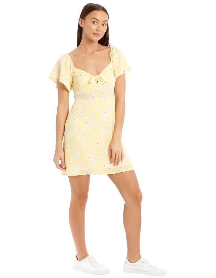 Ruffle Knot Front Dress image 2