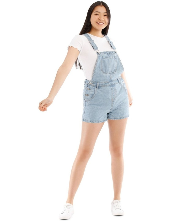 Denim Playsuit image 1