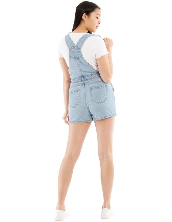 Denim Playsuit image 3