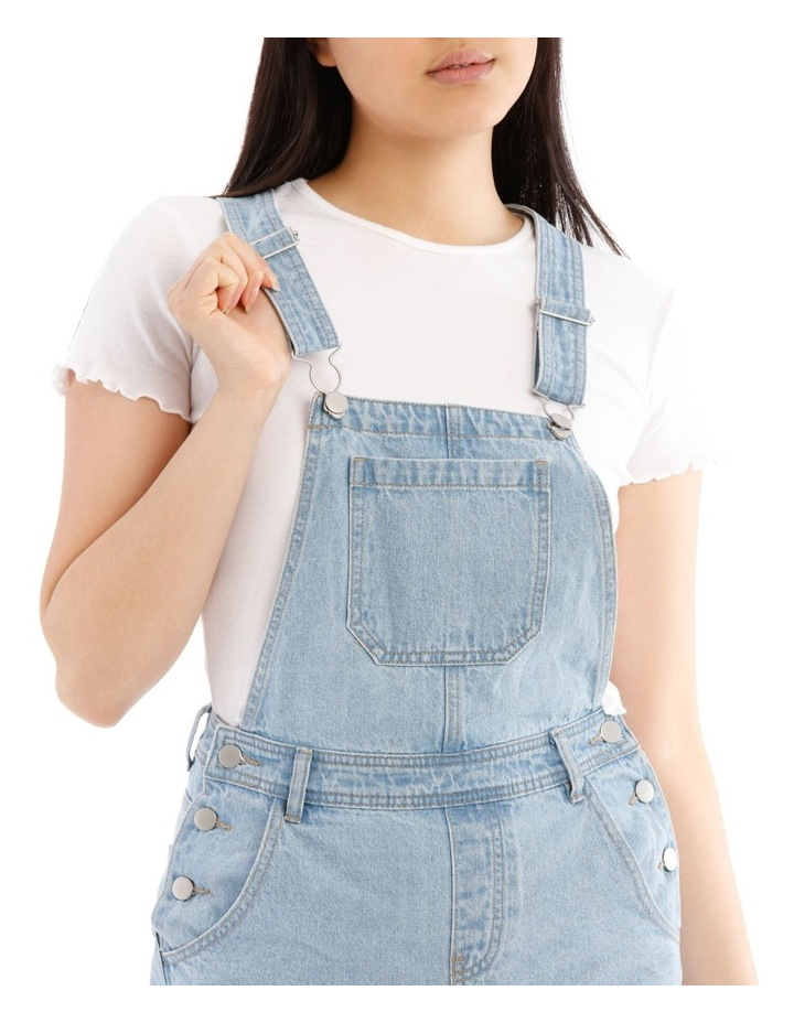 Denim Playsuit image 4