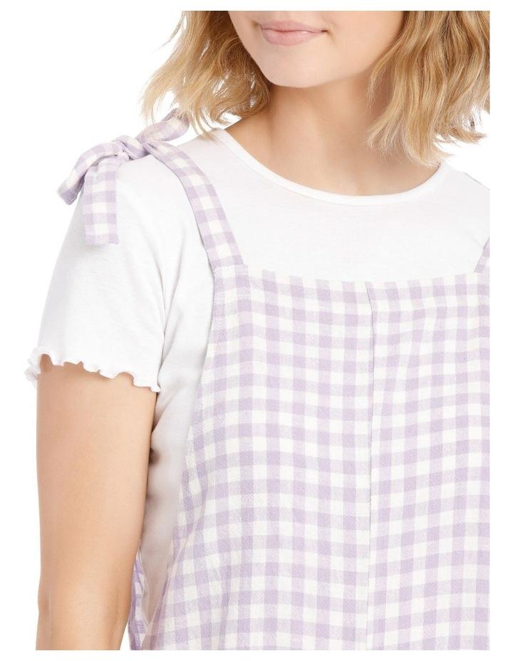 Linen Blend Playsuit image 4