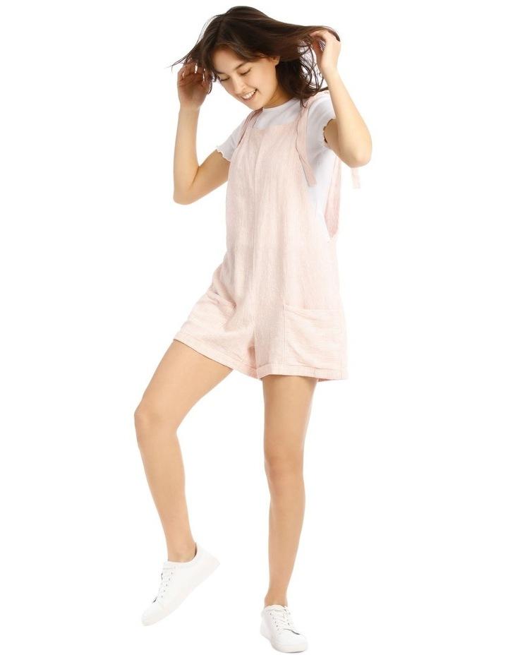 Linen Blend Playsuit image 1