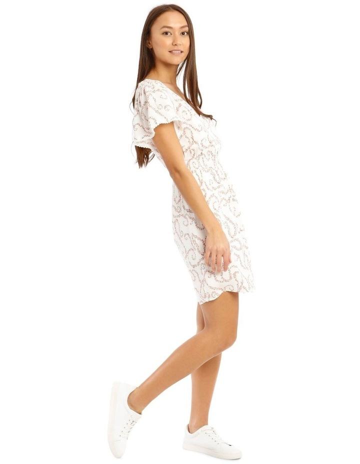 Shirred Waist Soft Dress image 2