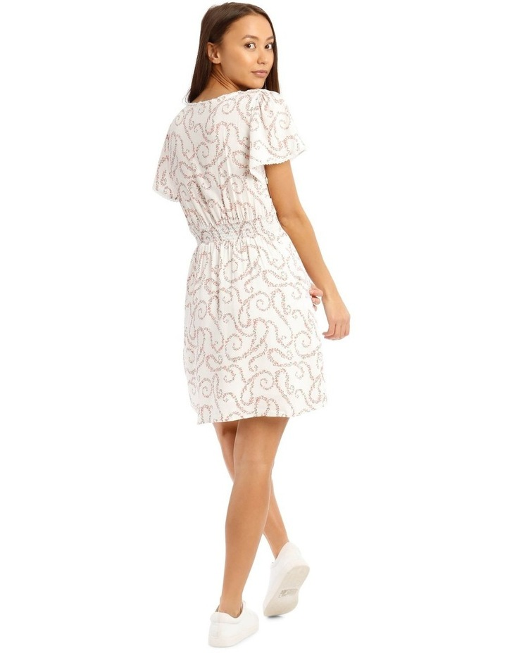 Shirred Waist Soft Dress image 3