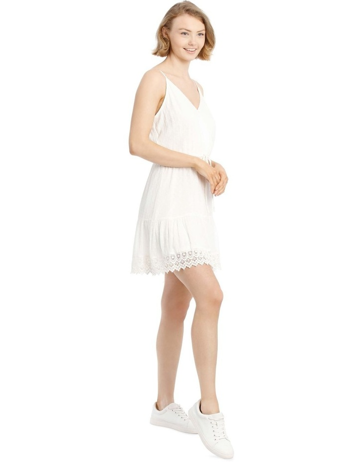 Dobby Spot Dress image 2