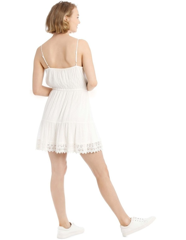Dobby Spot Dress image 3
