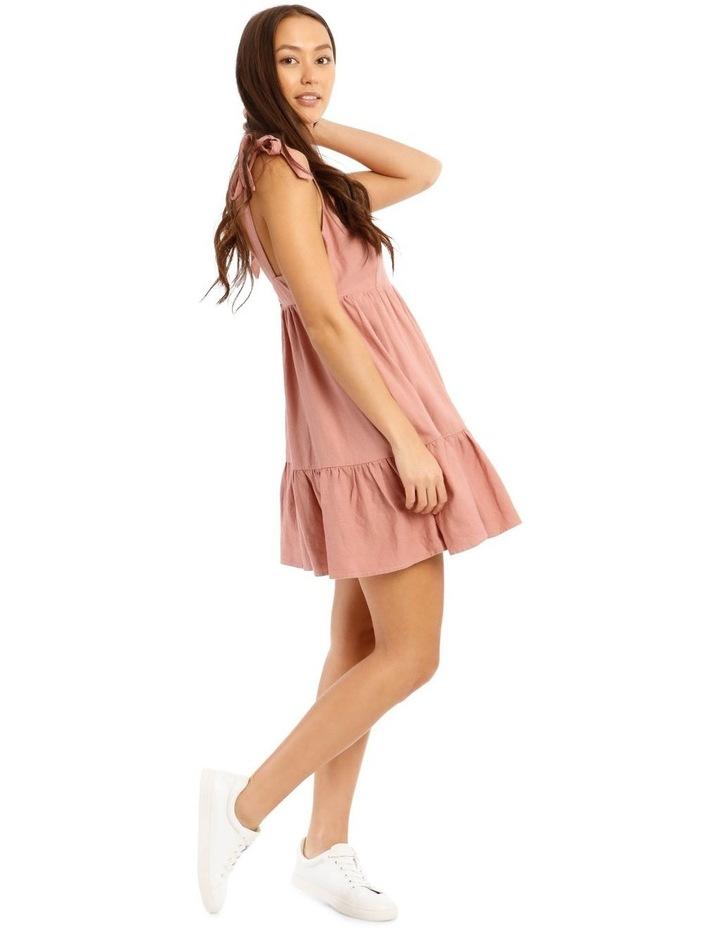 Tie Shoulder Dress image 2
