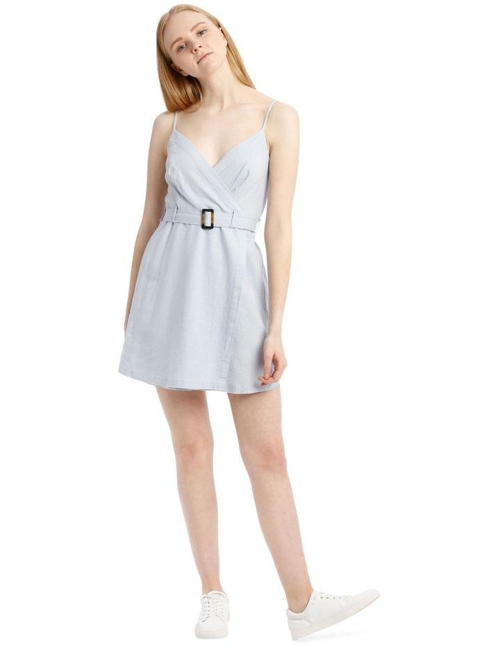 Buckle Wrap Dress image 1