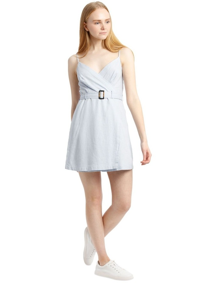 Buckle Wrap Dress image 2