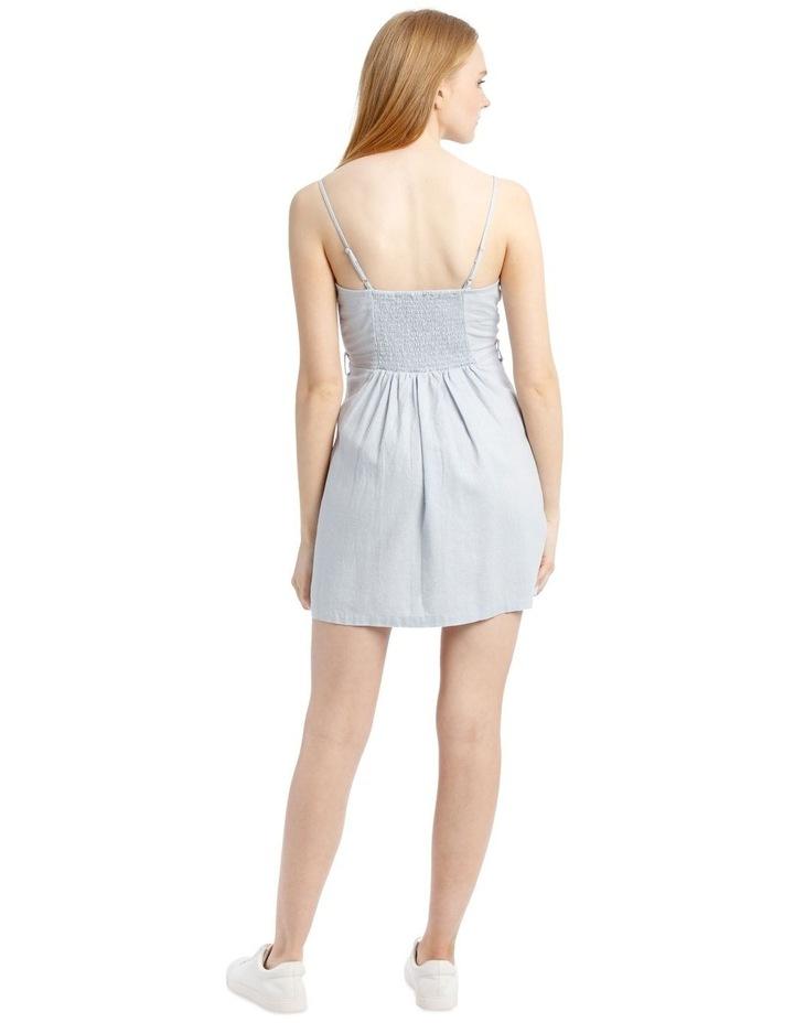 Buckle Wrap Dress image 3