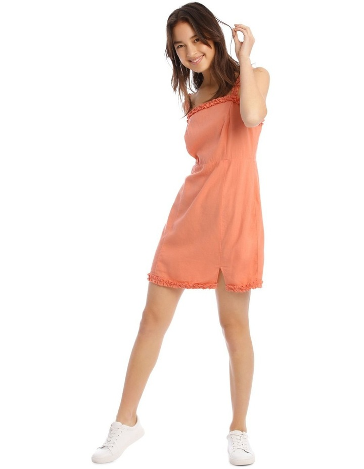 Side Split Mini Dress image 1