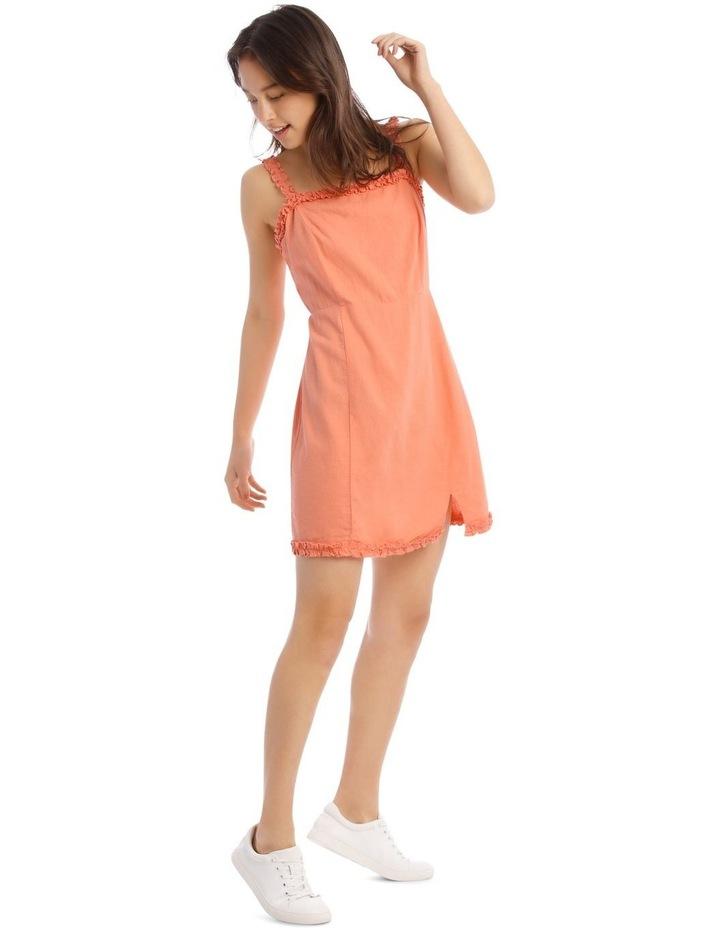 Side Split Mini Dress image 2