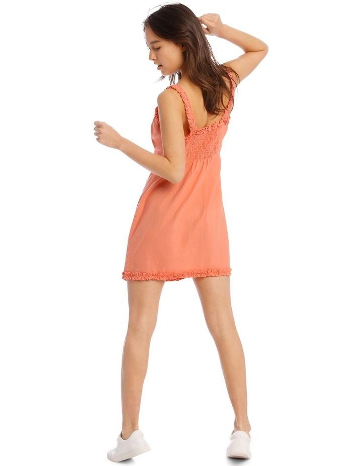 Side Split Mini Dress image 3