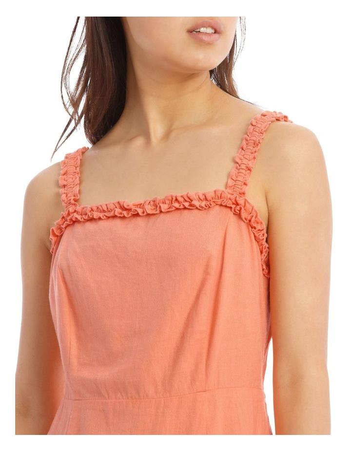Side Split Mini Dress image 4