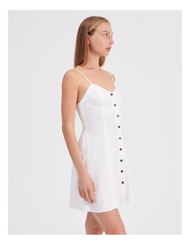 Linen Blend Dress image 3