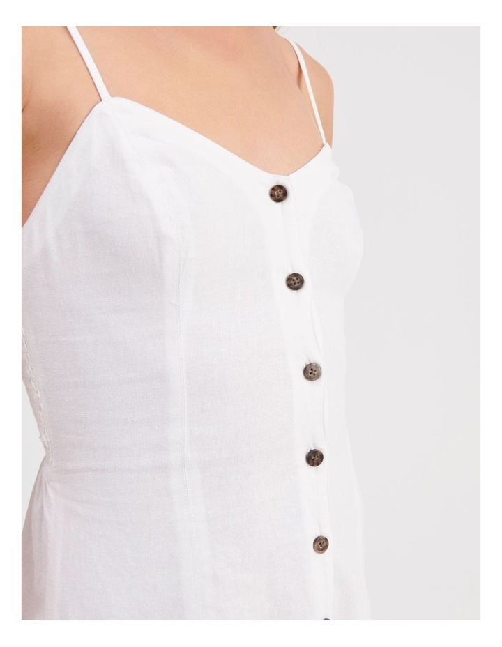 Linen Blend Dress image 5