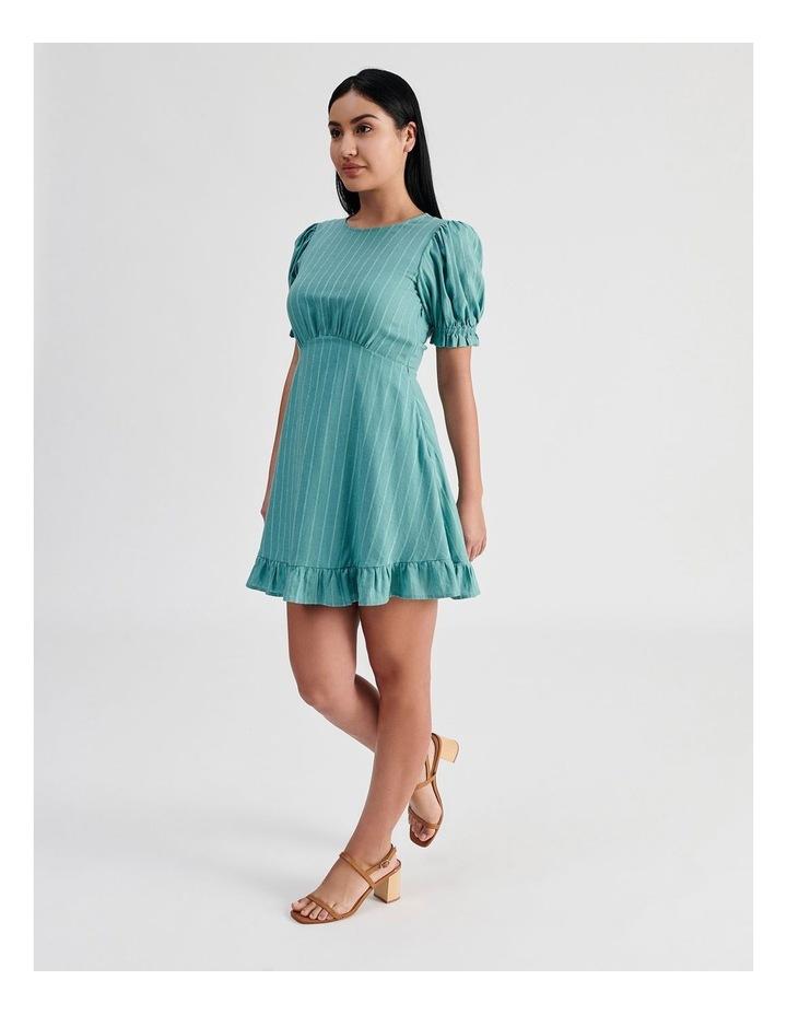 Empire Ruffle Dress image 3