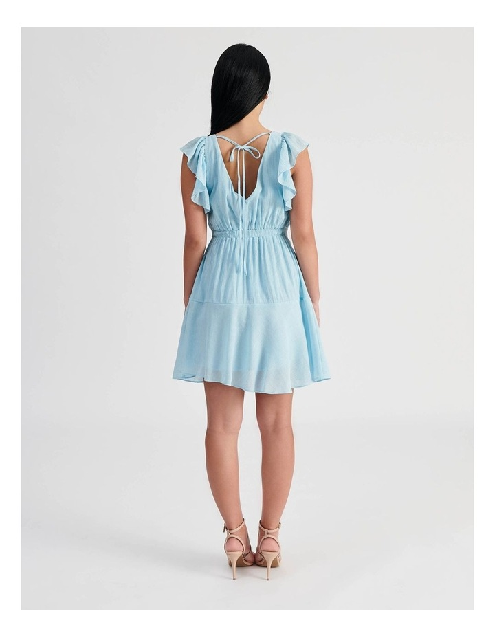 Flutter Sleeve Dress image 2