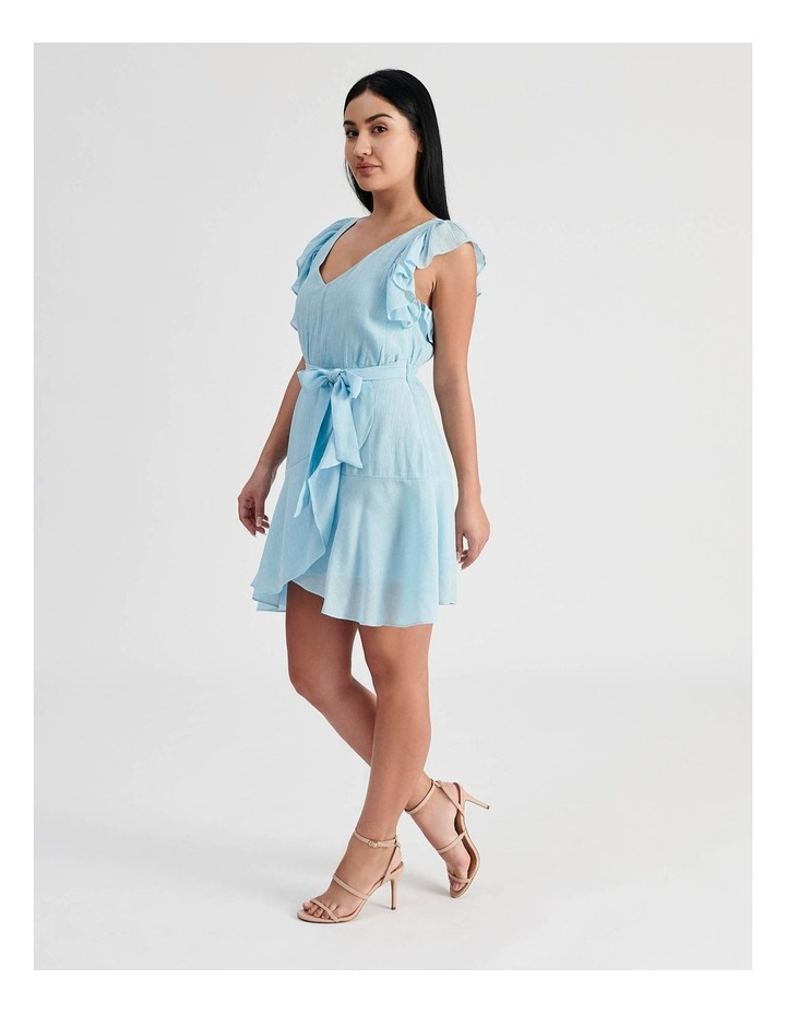 Flutter Sleeve Dress image 3
