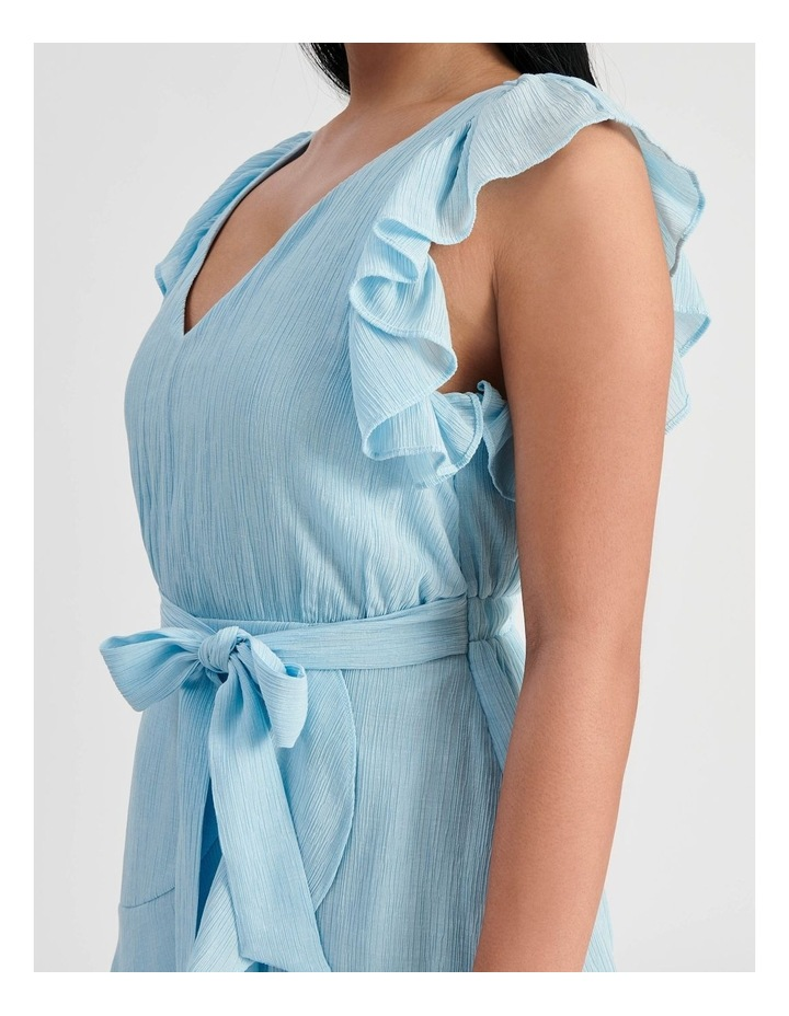 Flutter Sleeve Dress image 4