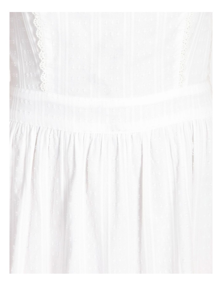 Tiered Maxi Embroidered Dress image 6