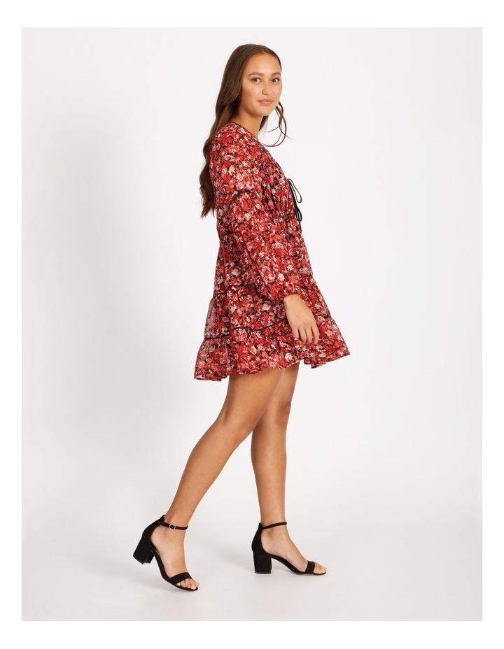 Lurex Dobby Dress image 2