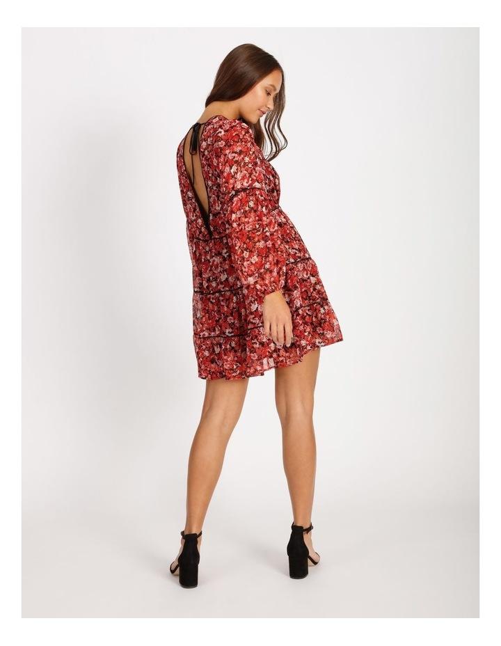 Lurex Dobby Dress image 3