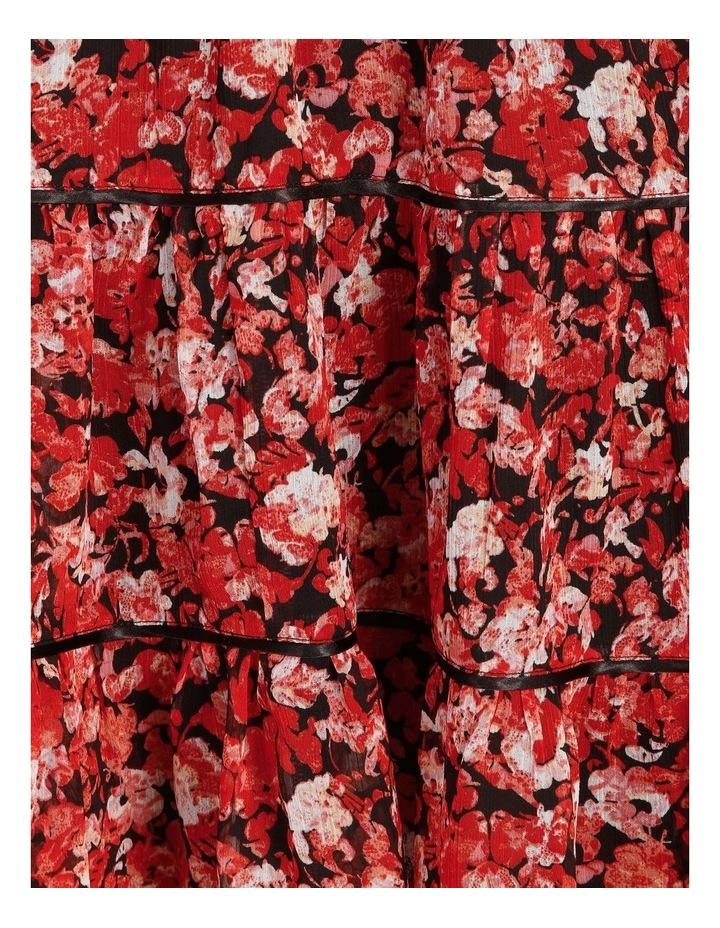 Lurex Dobby Dress image 5