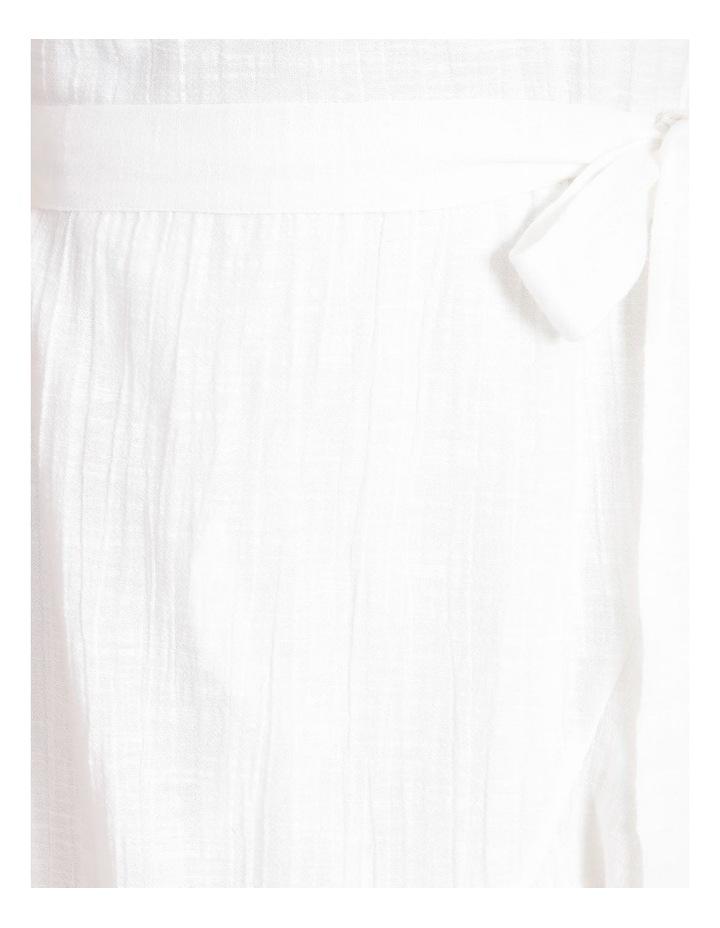 Textured Wrap Dress image 6