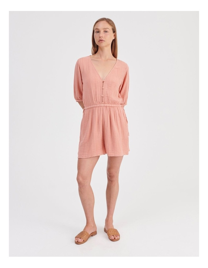 Double Cheesecloth Playsuit image 2