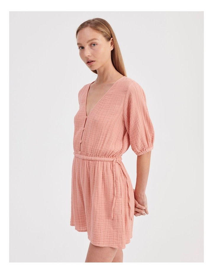 Double Cheesecloth Playsuit image 3