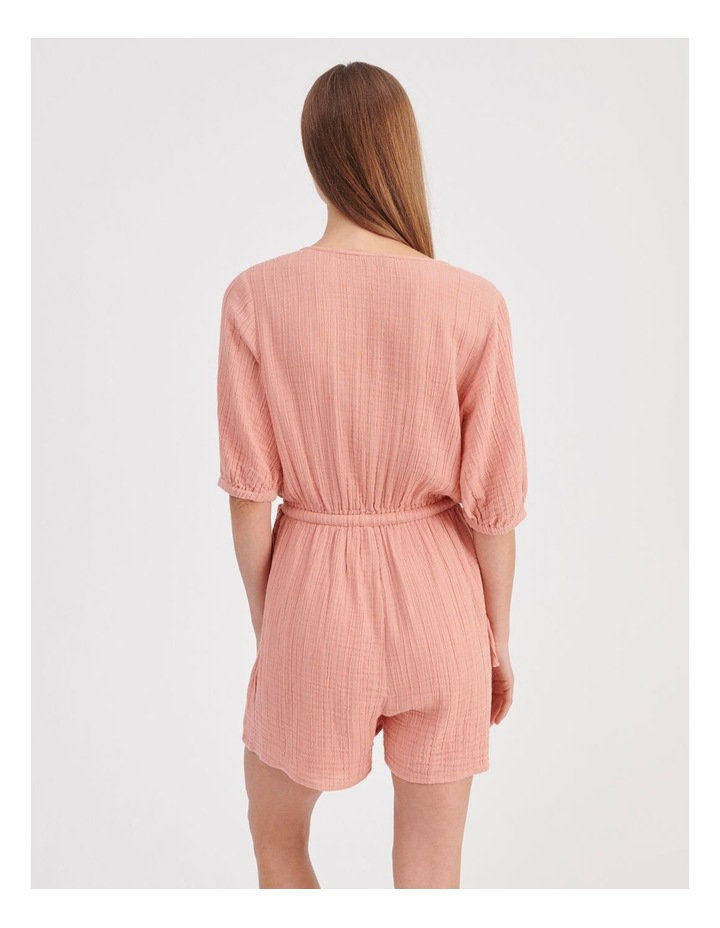 Double Cheesecloth Playsuit image 4