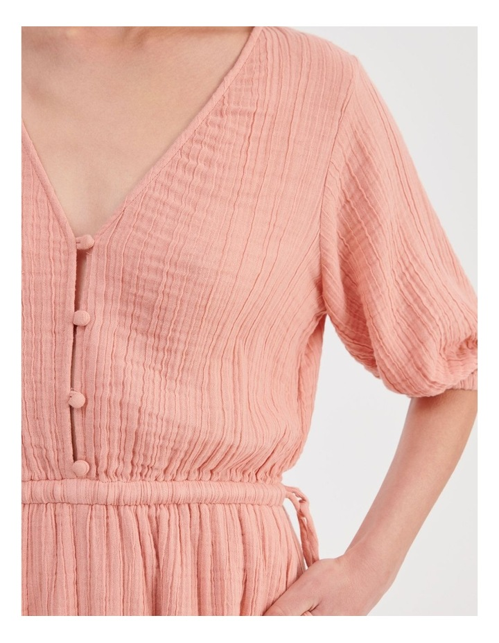 Double Cheesecloth Playsuit image 5