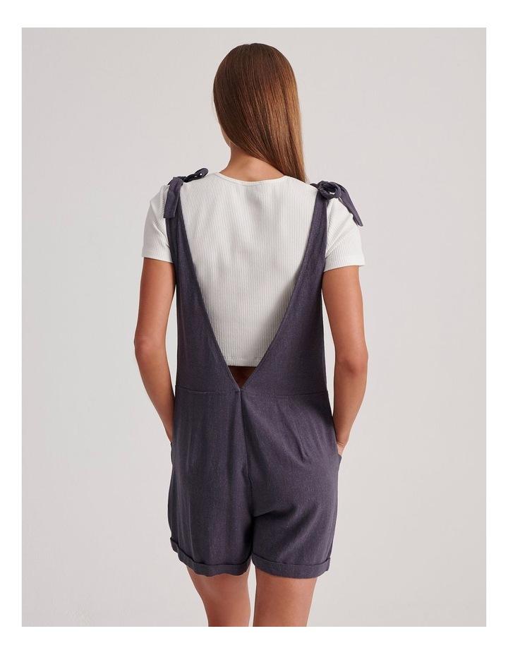 Relaxed Tie Shoulder Jumpsuit image 4
