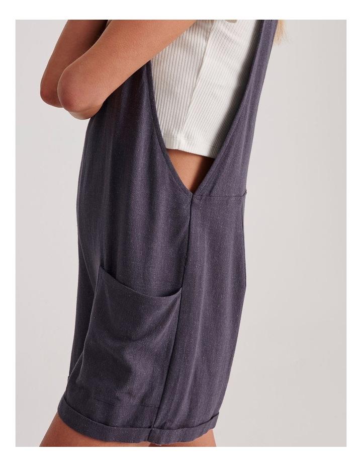 Relaxed Tie Shoulder Jumpsuit image 5