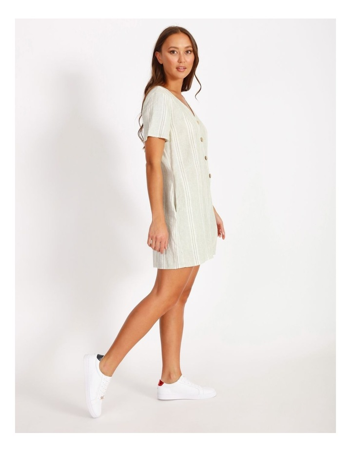 Relaxed Playsuit - Stripe image 2
