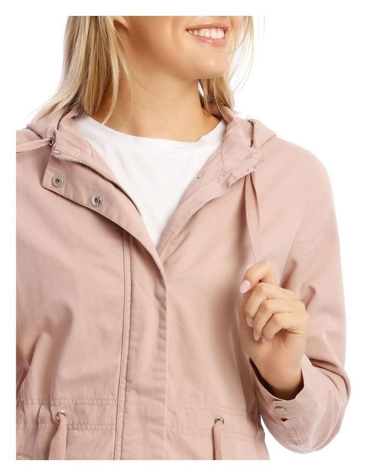 Dusty Pink Utility Jacket image 4