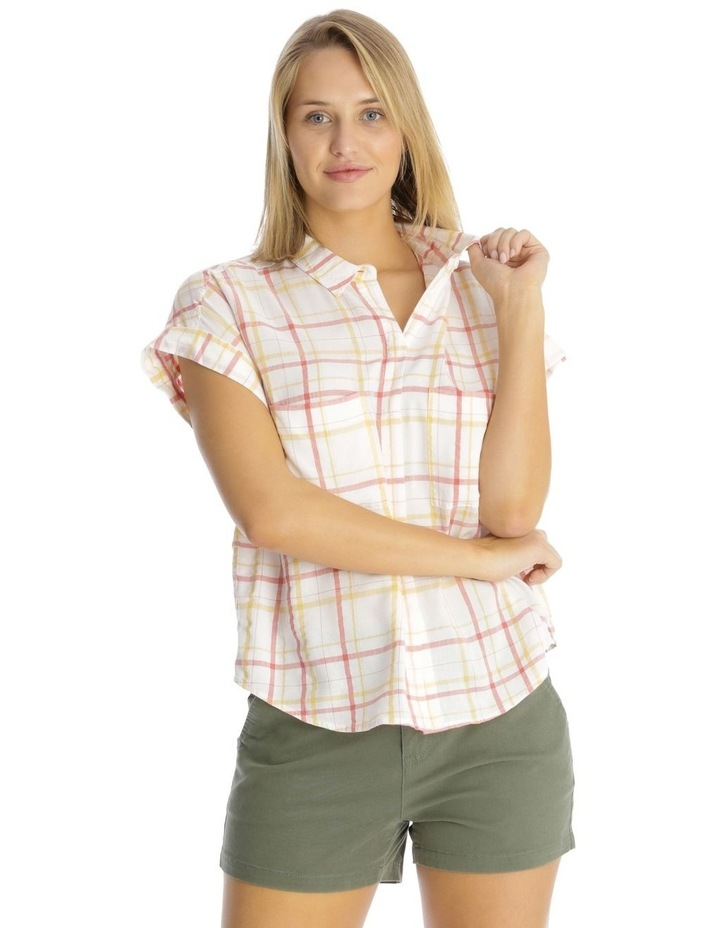 Extended Sleeve Relaxed Shirt image 1