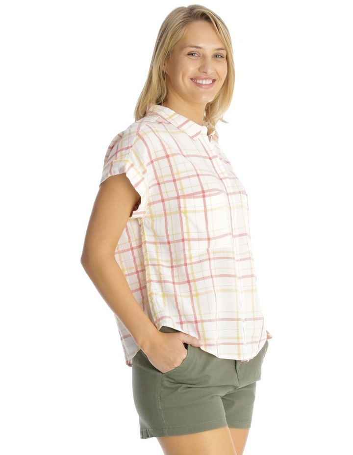 Extended Sleeve Relaxed Shirt image 2