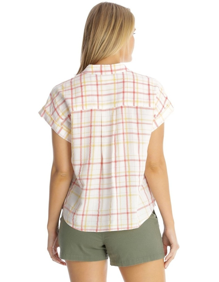 Extended Sleeve Relaxed Shirt image 3